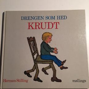 Børnebog Drengen som hed krudt  Perfekt til kalendergave - pakkekalender - jul - bog - højtlæsning