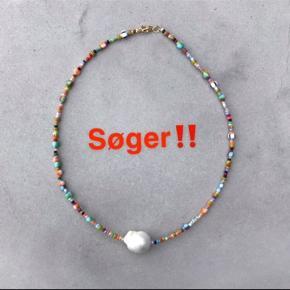 Søger denne slags halskæde enten en der ligner eller den. Prisen skal højst være 75kr!