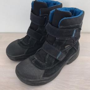 Vinterstøvler med Goretex fra Ecco. Fin stand.