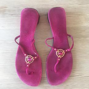 Kind sandaler