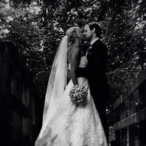 Smuk brudekjole fra Panayotis.