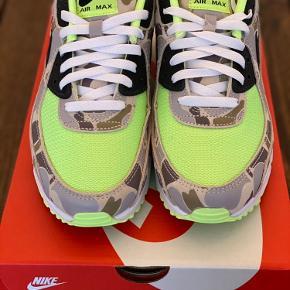 Nike Air Max Green Camo EU 43