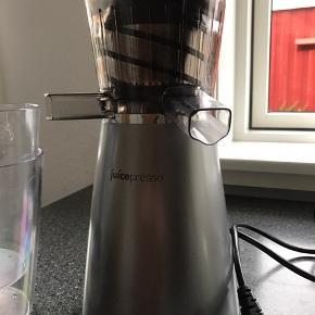 Witt WJPS-1 juicepresso, aldrig brugt og alt medfølger 🌺 Np var 2500
