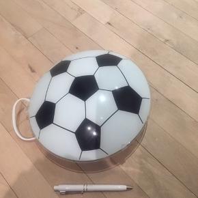 Fodbold lampe