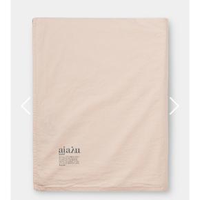 Lagen sengelinned brugt og vasket 2 gange.   AIAYU SLEEP i farven Shell, er en komplet kollektion af eksklusivt sengetøj i 100% økologisk bomuld, blødt sengetøj, som er både let og åndbart.  Lækre sneakers str 37 fra mærket Bikkemberg. Nypris 2700 kr. se separat annonce.