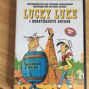 Lucky Luke i boretårnets skygge dvd -fast pris -køb 4 annoncer og den billigste er gratis - kan afhentes på Mimersgade 111 - sender gerne hvis du betaler Porto - mødes ikke andre steder - bytter ikke