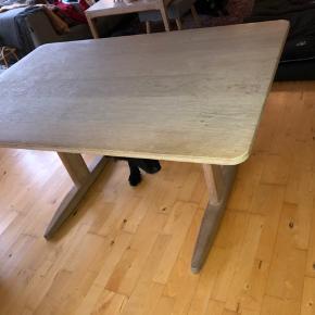 børge mogensen shaker spisebord med to plader   Skriv privat for flere oplysninger