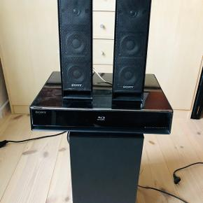 Sony Blu-ray/DVD home theatre system