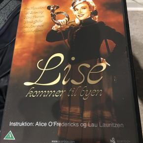 Gammel dansk film - Lise kommer til byen