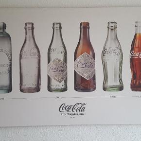 Coca Cola Billede. Kom med et bud!