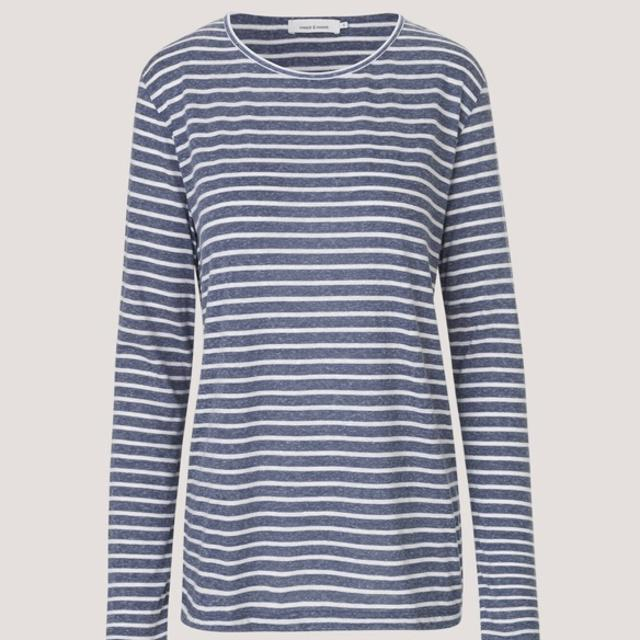 samsøe samsøe tøj til, Samsøe & nobel langærmede t shirts