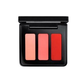 HELT NY. Lipstick Trio - Coral/Red. 3 læbestifter i 2 forskellige finish.  (Jeg har 2 stk. af denne.)  (+ porto ved forsendelse)