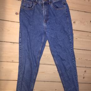 S/M mom jeans fra ZARA.  Fitting og cut minder meget om Levi's 501-modellen ☺️ BYD!