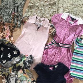 Diverse kjoler. 92-116. 4 Molo, Tommy h, Ralph lauren...