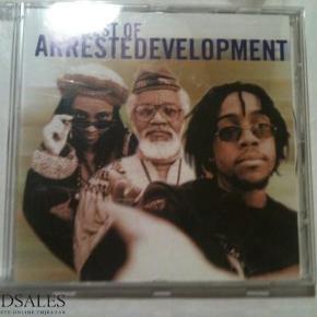 Brand: Best Of Arrestedevelopment Varetype: CD Størrelse: - Farve: -  Sender gerne på købers regning :)