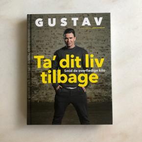 """Gustav """"Ta' dit liv tilbage"""" bog"""