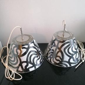 2 le klint undercover lamper sælge Medium størrelse Sælges til 400 pr stk fast pris.