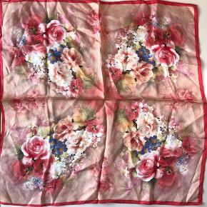 100% Silke tørklæde