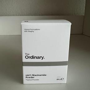The Ordinary hudpleje