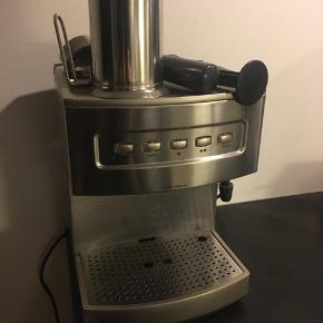 Elvita espressomaskine med tilbehør