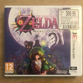 Nintendo 3DS spil - The legend of zelda