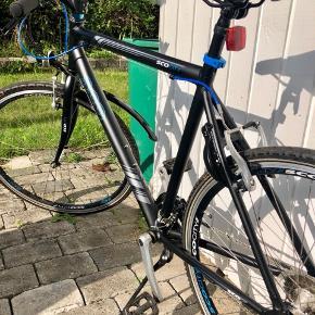 Herrecykel SCO City. Kørt under 100 km!!! Købte blot en mountainbike istedet. Knap 2,5 år gammel. Minimale slidtage tegne hist og pist.