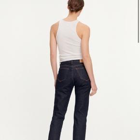 Super lækre, næsten nye Samsøe Samsøe jeans. Kom med et bud:)