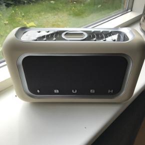 Bush radio.