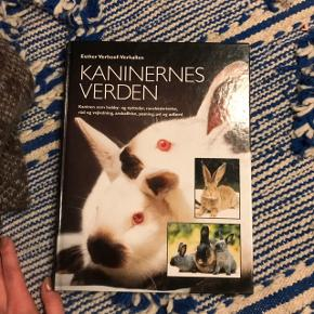 Bog om kaniner som hobbydyr 🐰   Bemærk - afhentes ved Harald Jensens plads eller sendes med dao. Bytter ikke! 🌸  💫 Bog bøger kanin kaniner Kaninbog hobby