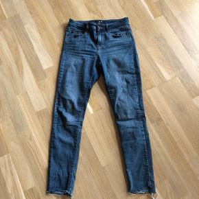 Ivy jeans model Alexa Ankle - silver indigo - str. 27. Nypris 800 kr Bytter ikke