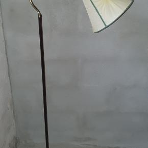 Retro gulvlampe