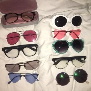 Assorterede solbriller - 25 kr pr stk.
