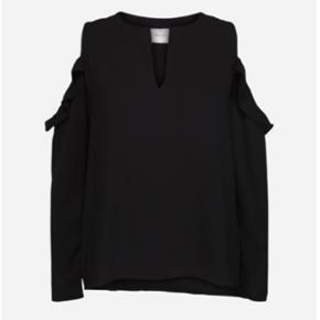 Fin bluse fra neo noir. Aldrig brugt, np 400kr