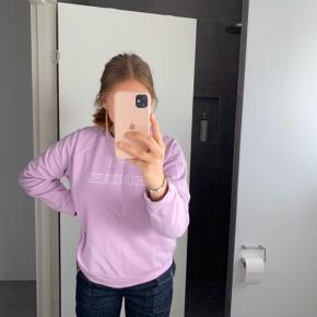 Won hundred sweatshirt lyserød  #30dayssellout