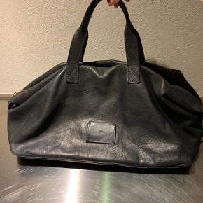 Sort læder taske fra Mulberry Måler Ca. 40 x 20 cm