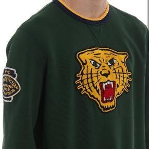 Polo Ralph Lauren sweatshirt med vildkat-mærke  Tager kun imod realistiske bud