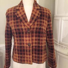 Vintage uld-jakke 🌹 Str. 38