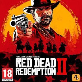 Red Dead Redemption 2PS4 Brugt 2 timer  Byd