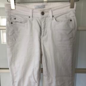 Cambio Parla cropped str 36  Super lækre jeans der desværre er blevet for små
