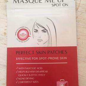 Masque Me Up Perfect (spot on) Skin Pimple Patch 22 Pieces  Kan efter aftale også afhentes på Nørrebro eller sendes med PostNord på købers regning og ansvar.