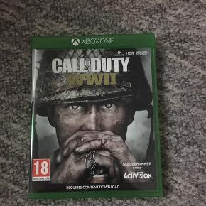 Xbox one spil fejler intet.