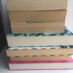 7 bøger der alle er brugte, sælges samlet da jeg ikke har brug for dem længere. Kan afhentes på Amager ved Lergravsparken