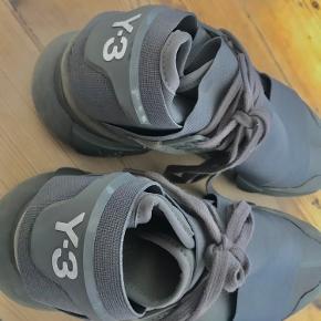 Brugt en gang 100% ægte Y-3 Sneakers Y2k