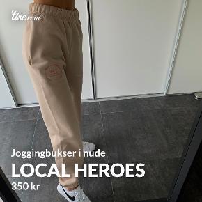 LOCAL HEROES bukser