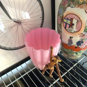 Smuk lyserød tulipan vase.