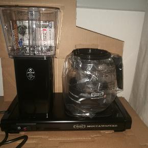 Moccamaster H931 kaffemaskine.