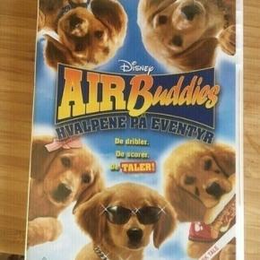 Air buddies dvd -fast pris -køb 4 annoncer og den billigste er gratis - kan afhentes på Mimersgade 111 - sender gerne hvis du betaler Porto - mødes ikke andre steder - bytter ikke