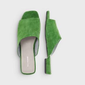 Vagabond becky sandaler i den flotteste grøn. Brugt én gang. Nypris 749kr