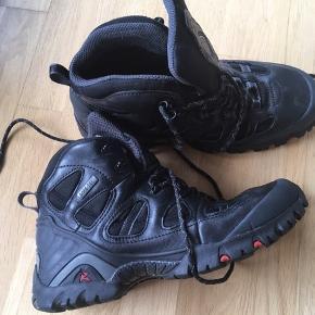 Ecco Receptor GORE-TEX læder vinterstøvler. Brugt under 10 gange.