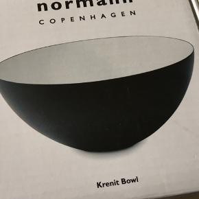 Normann Copenhagen  Krenit Bowl  Diameter 13 cm Ubrugt stadig i æske